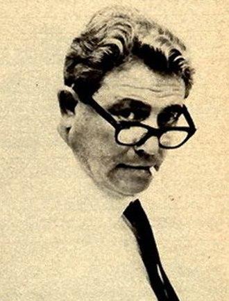 Gianni Brera - Image: Gianni Brera
