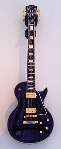 Gibson Custom 50th Anniversary 1960 Les Paul Custom (clip).jpg