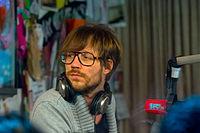 Giel Beelen during Serious Request 2012.jpg