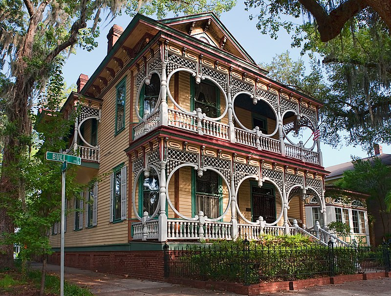 File:Gingerbread House in Savannah.jpg