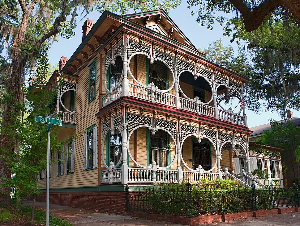 Savannah Victorian Historic District