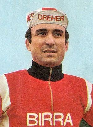 Giordano Turrini - Turrini in 1971
