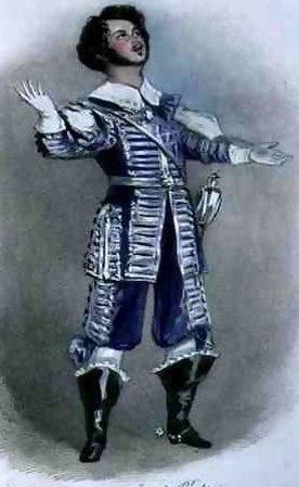 Giovanni-Battista-Rubini as Arturo in I Puritani