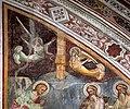 Giovanni cristiani e bottega, natività, crocifissione con santi e compianto, 1390 ca. 16.jpg