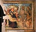Giovanni e Bernardino da Asola, pietà e santi, 1510 ca.jpg