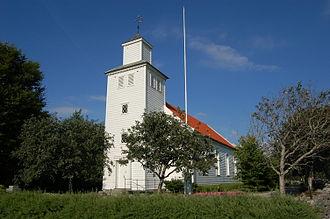 Hans Linstow - Image: Gjesdal kyrkje