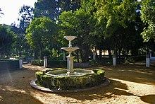 Jardines de murillo wikipedia la enciclopedia libre - Jardines verticales sevilla ...
