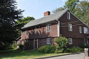 Davis-Freeman House - Image: Gloucester MA Davis Freeman House