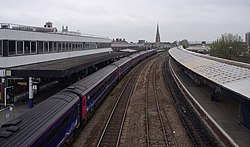 Gloucester railway station MMB 51 43194.jpg