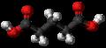 Glutaric acid 3D ball.png