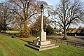 Godmanchester War Memorial - geograph.org.uk - 605391.jpg
