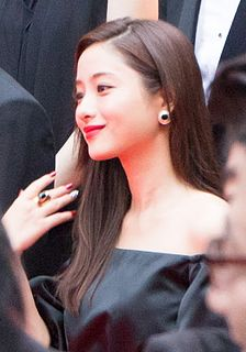 Satomi Ishihara Japanese actress