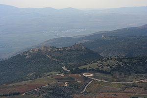 Nimrod Fortress - Nimrod Fortress