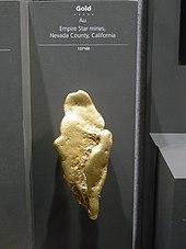 Gold nugget - Wikipedia