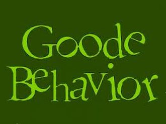 Goode Behavior - Image: Goode Behavior logo 2014 07 09 15 46