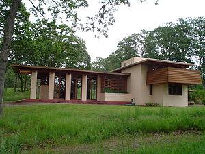 Gordon House (Silverton, Oregon) - Image: Gordon House southeast side