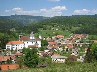 Gornji Grad, Gornji Grad Place in Styria, Slovenia