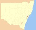 Gosford LGA NSW.png
