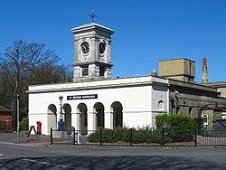 St George Barracks Gosport Wikivividly
