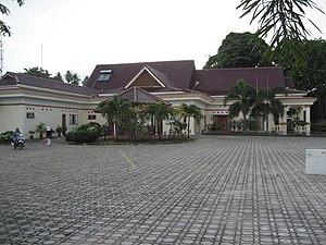 Great Karimun - Government office in Tanjung Balai city