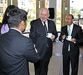 Governor-General of Australia visit to the Department of Foreign Affairs and Trade, 7th May, 2014 (14165368456).jpg