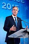Governor of Florida Jeb Bush at Southern Republican Leadership Conference, Oklahoma City, OK May 2015 by Michael Vadon 142.jpg