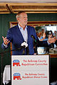 Governor of New York George Pataki at Belknap County Republican LINCOLN DAY FIRST-IN-THE-NATION PRESIDENTIAL SUNSET DINNER CRUISE, Weirs Beach, New Hampshire May 2015 by Michael Vadon 01.jpg