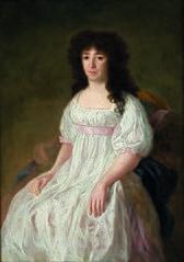 Retrato da condessa de Casa Flores