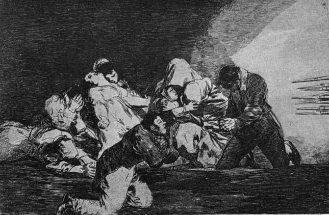 Goya No se puede mirar