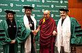 Graduation 2013-27 Natasha Trethewey, Allen Toussiant, 14th Dalai Lama, Dr. John. Tulane New Orleans.jpg