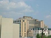 Grady Memorial Hospital is one of Atlanta's major Hospitals.