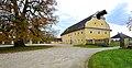 Grafenstein Schlossweg 2 Wirtschaftsgebaeude vom Schloss 05112011 038.jpg