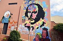 Graffiti - Shakespeare 400