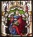 Gramastetten Pfarrkirche - Fenster 2a Joel.jpg