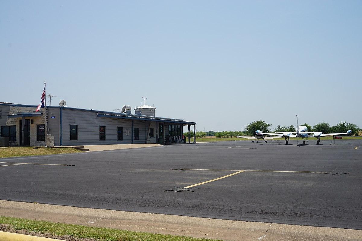 granbury regional airport