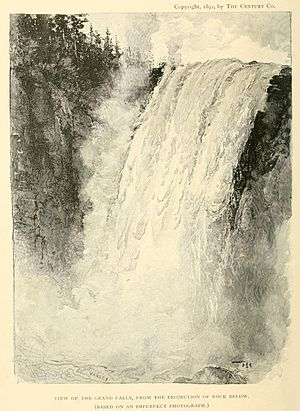 Henry Grier Bryant - Bryant explored Grand Falls, Labrador (now Churchill Falls) in 1891.
