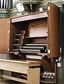 Granna kyrka Church organ02.jpg
