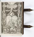 Graverat titelblad till bibel - Skoklosters slott - 92494.tif