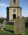 Gravestones, Honiley churchyard - geograph.org.uk - 1770925.jpg