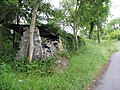 Great Longstone - Derelict Building on Moor Road - geograph.org.uk - 864159.jpg