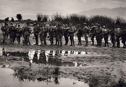 Greek Army Strymon WWI