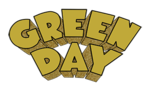 Logo de Green Day sur l'album Dookie.