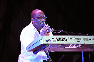 Greg Phillinganes American keyboardist