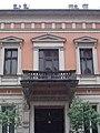 Gregersen house, former Norwegian Embassy, rain, 2019 Ferencváros.jpg