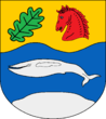 Coat of arms of Groß Pampau