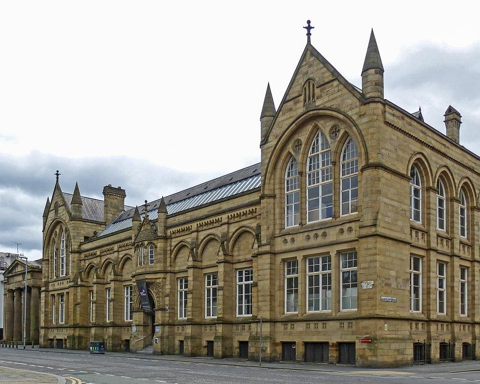 Grosvenor Building, Manchester Metropolitan University (15391128821)