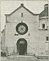 Grottaglie facciata della cattedrale xilografia.jpg