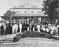 Group photo at the backyard of Tainan Public Hall.jpg