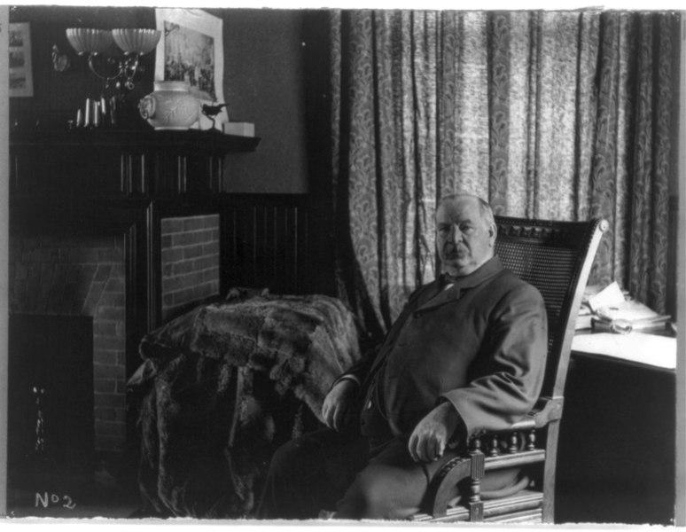 File:Grover Cleveland, Pres. U.S. LCCN2004682039.tif