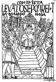 Manco Inca Yupanqui Wikipedija